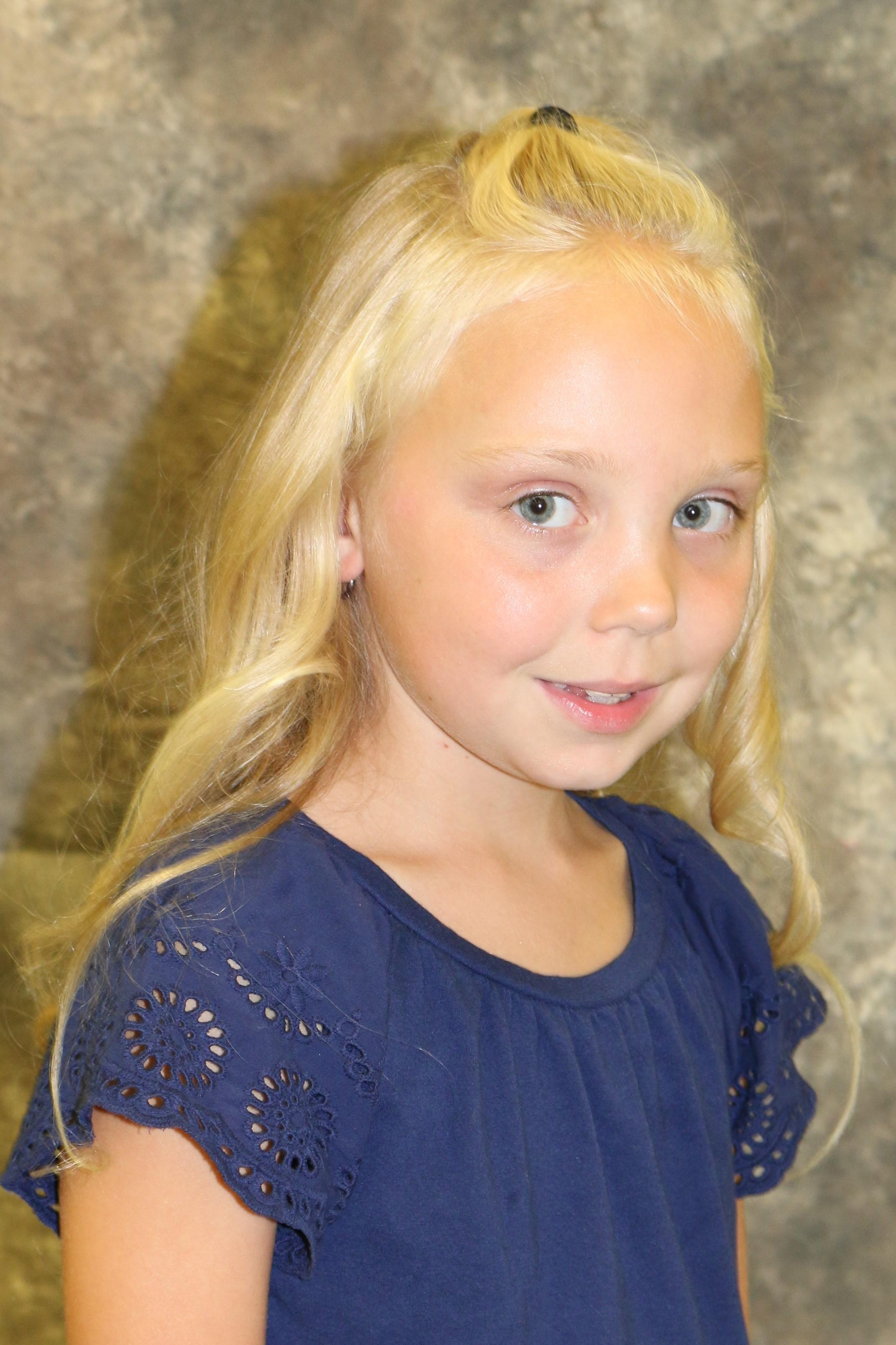 Little Miss Contestant - Adalynn Riddle 8