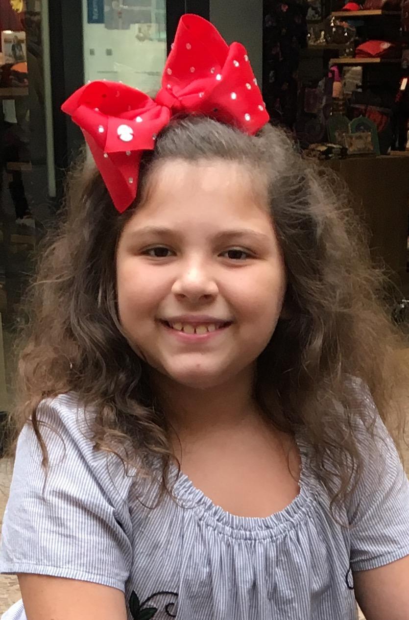Jr Miss 9-11 Contestant - Addison JoLynn McDaniel 9