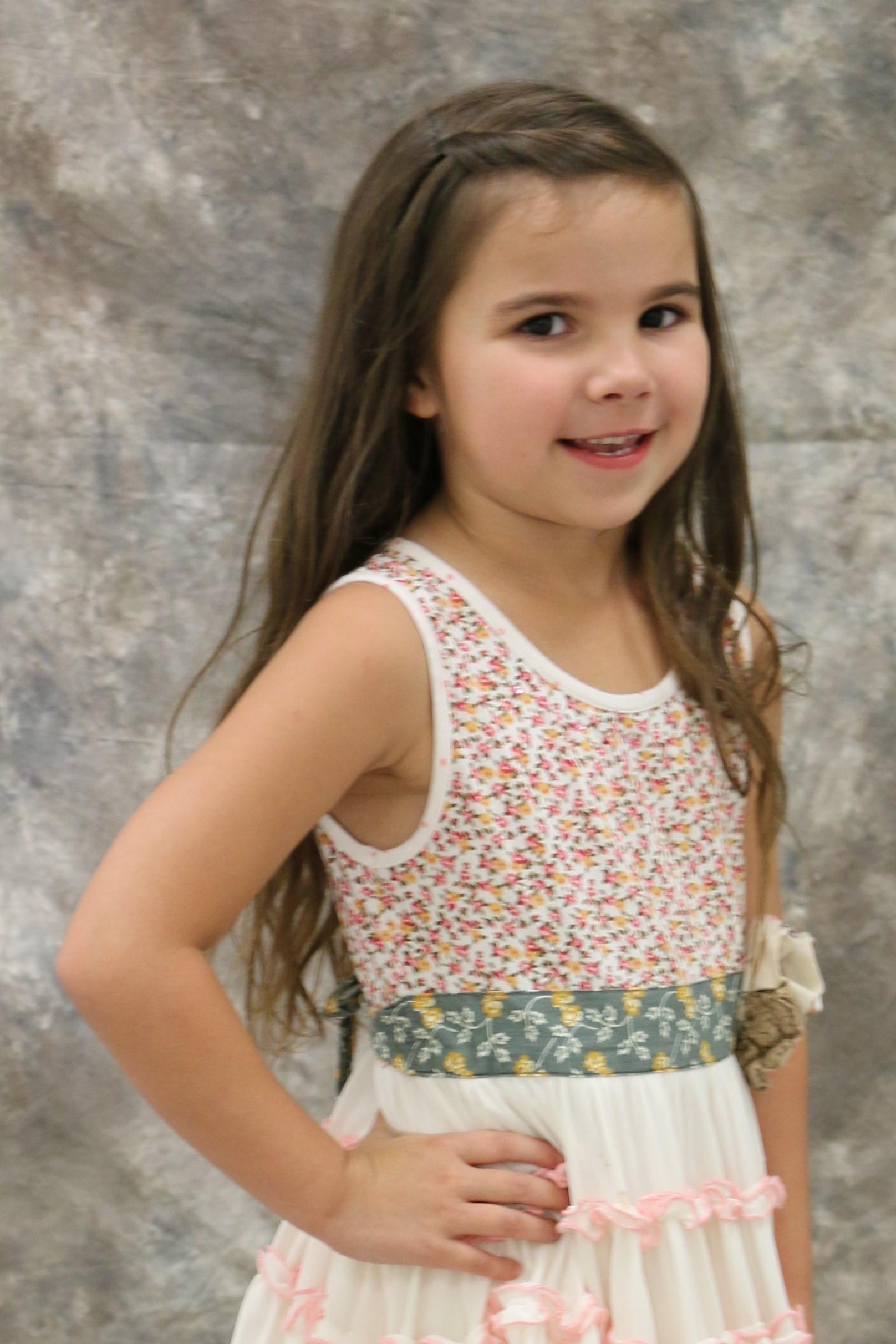Little Miss Contestant - Everley DeMotte 5