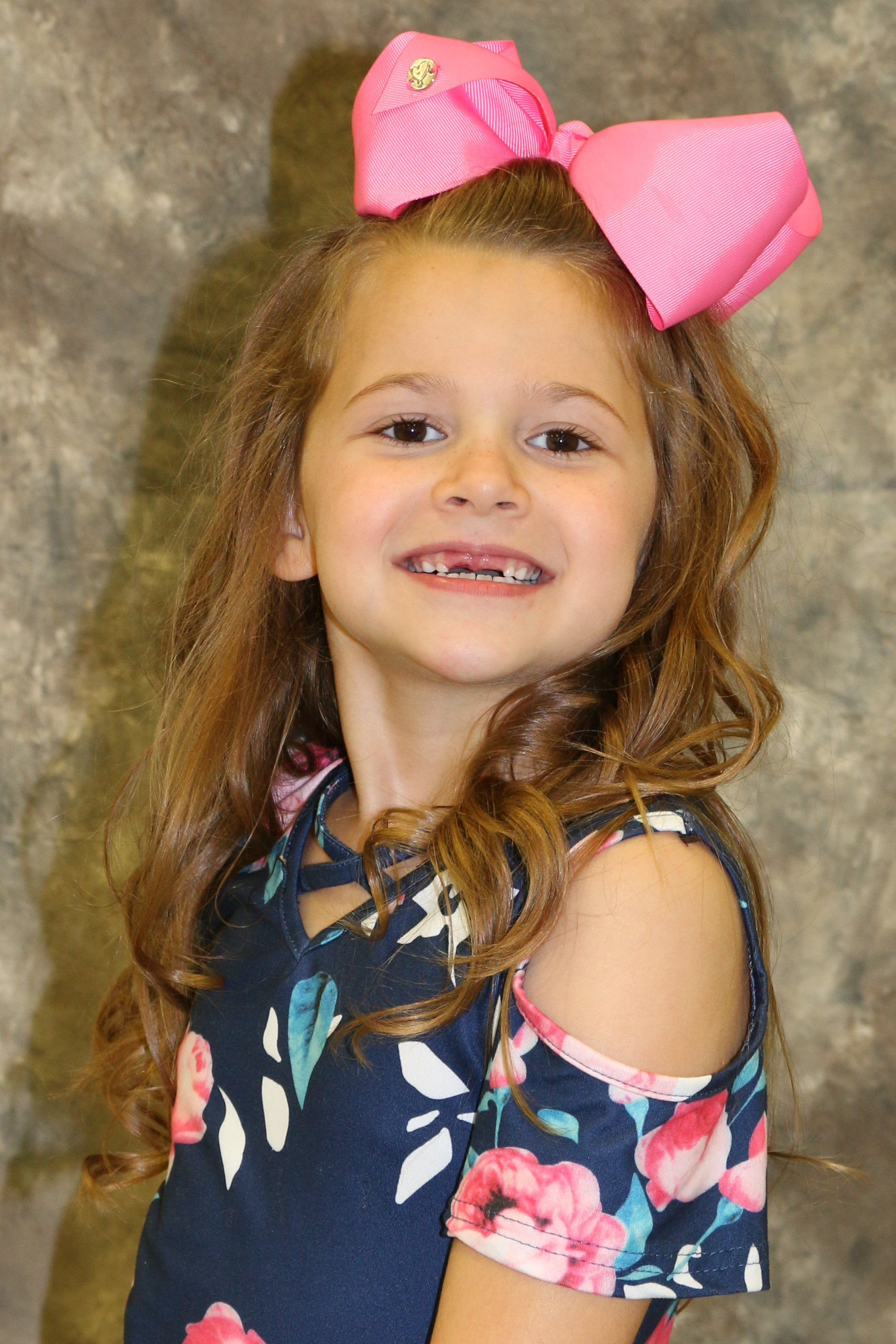 Little Miss Contestant - Isabella Bruce 6