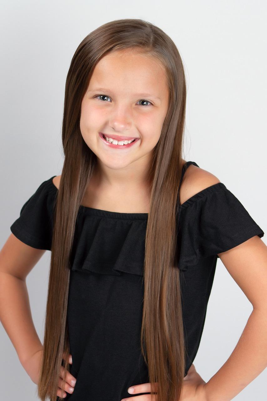 Jr Miss 9-11 Contestant - Isla Rose Luhring 10