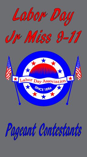 Jr Miss 9-11 Contestants