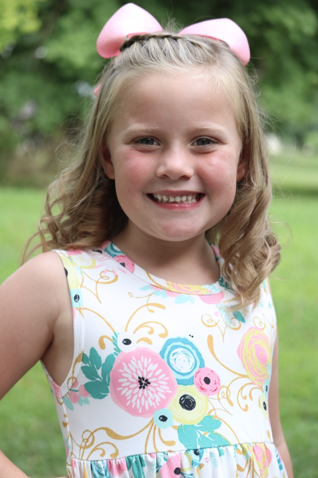 Little Miss Contestant - Kynlee Wells 5