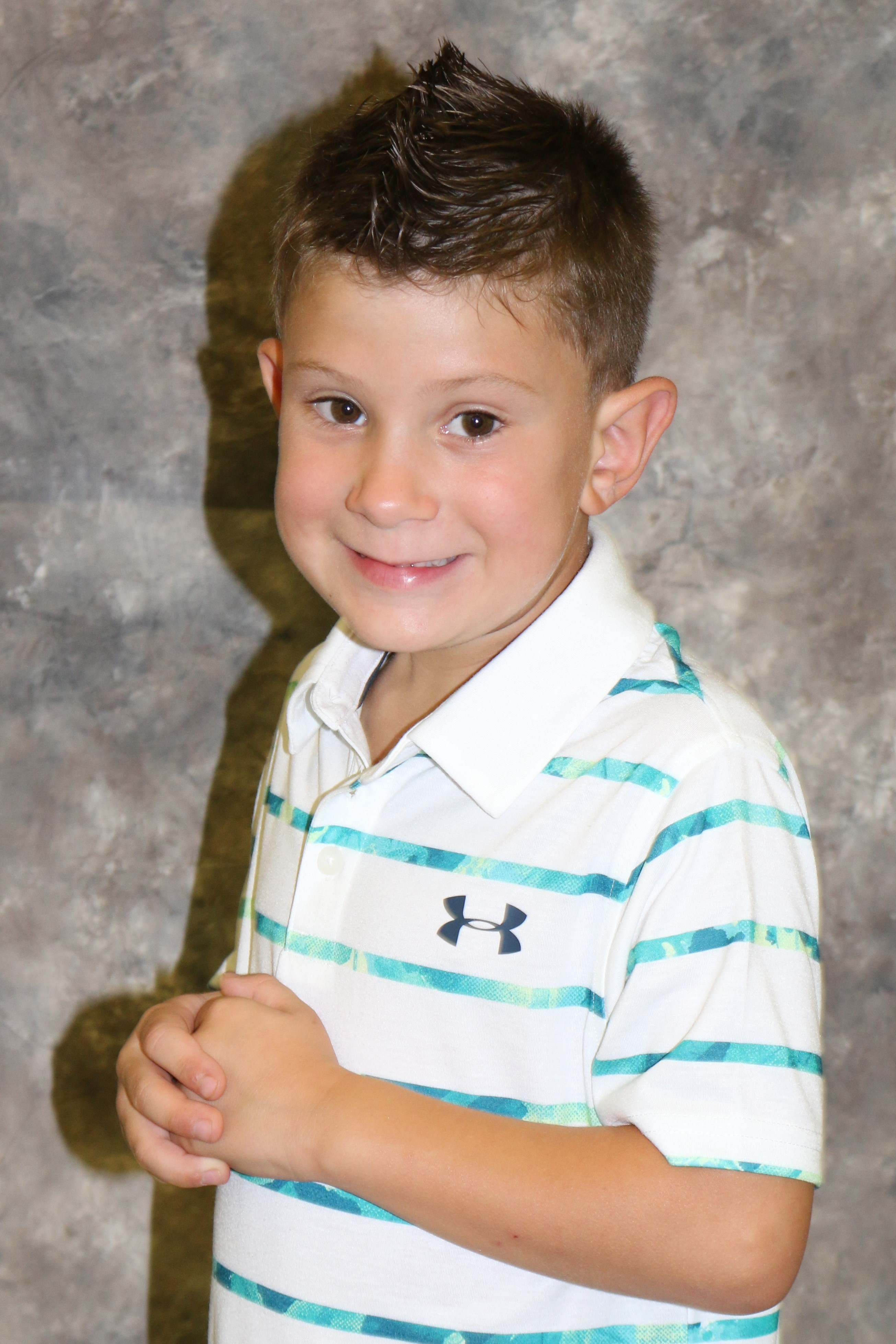 Little Mister Contestant - Liam Staats 6
