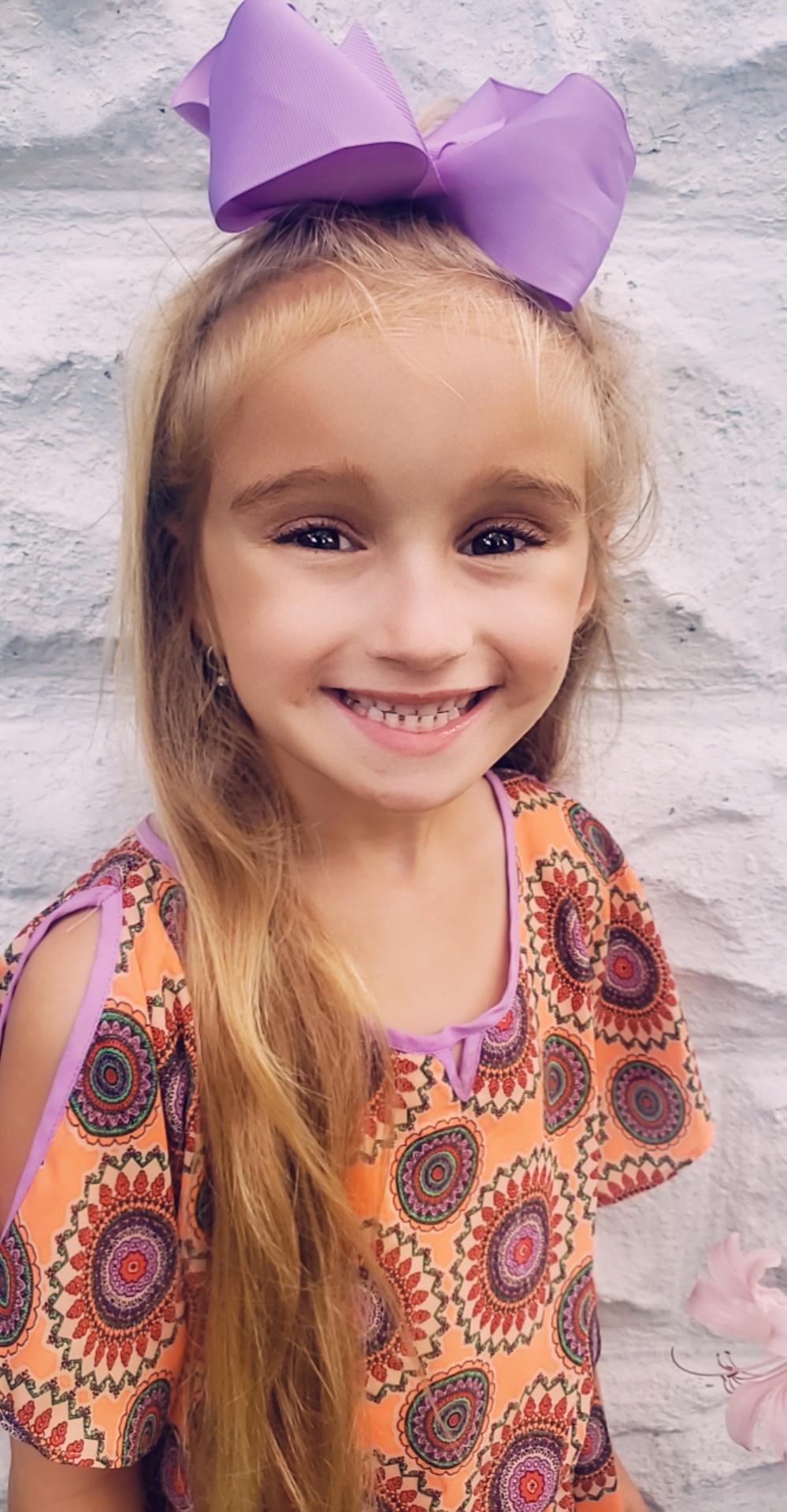 Little Miss Contestant -  Azalin Jai Vennard 6