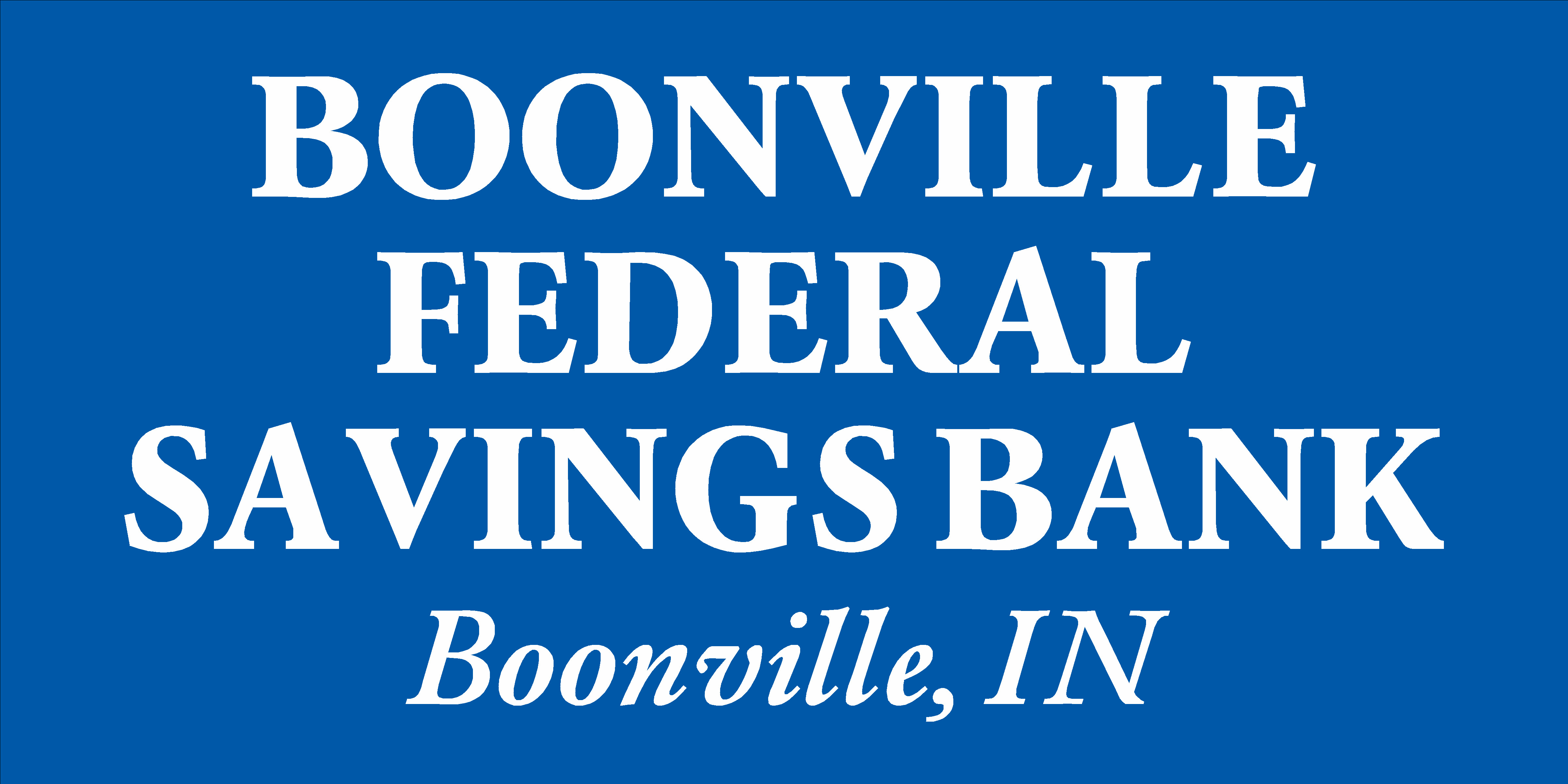 Boonville Federal Savings