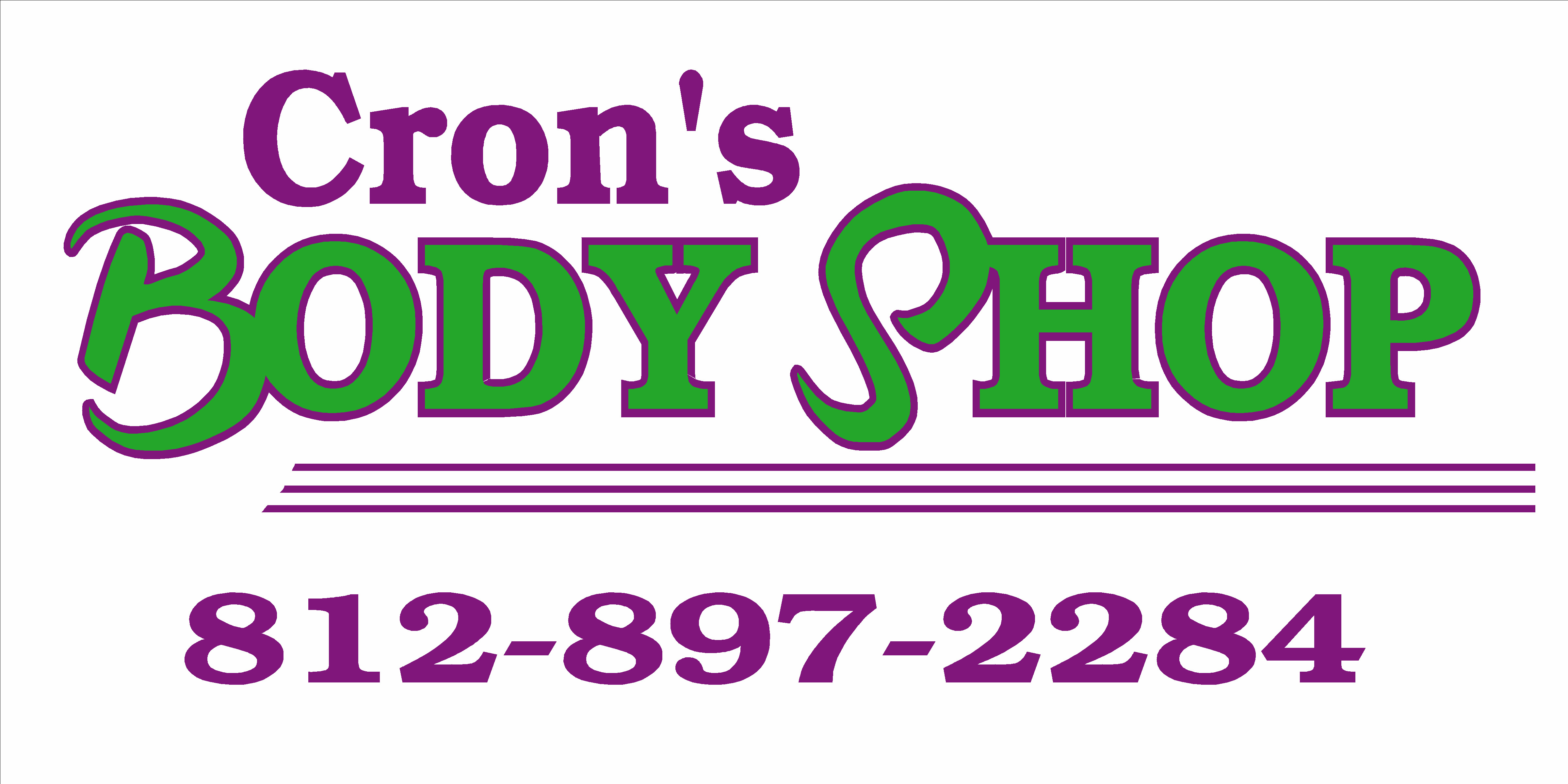 Crons Body Shop