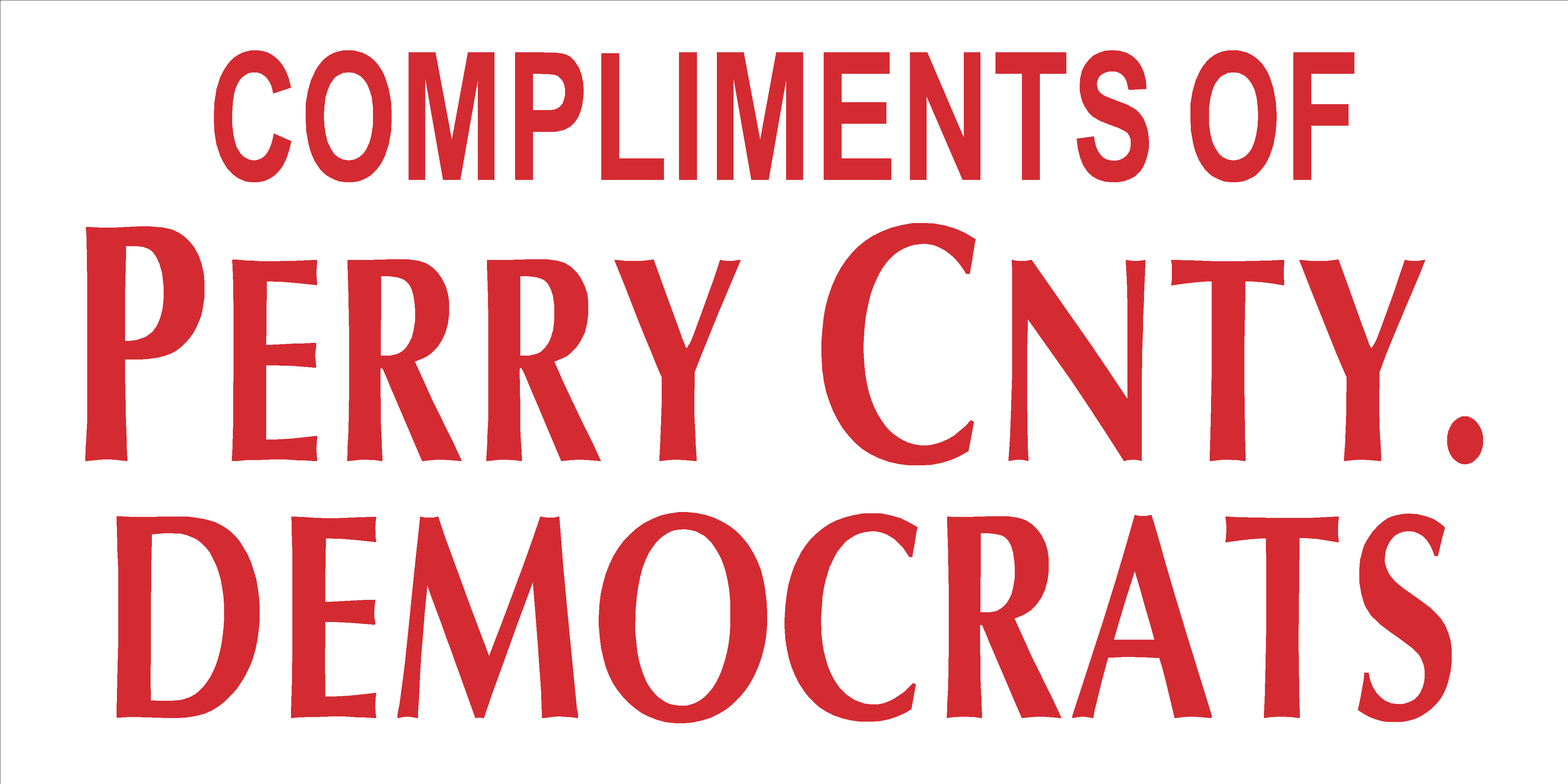Perry County Democratic Committee