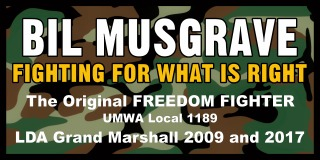 Bil Musgrave Local 1189