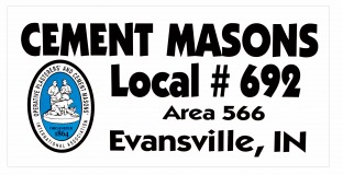 Cement Masons #692