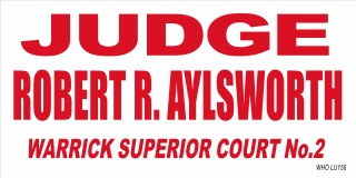Judge Aylsworth