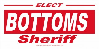 Tim Bottoms Gibson Sheriff
