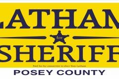 Latham Posey Sheriff