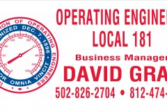 Operating Engineers #181