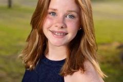 Jr Miss 12-15 Contestant - Ainsley Shefferm 14