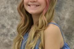 Jr Miss 9-11 Contestant - Kimber Boger 11