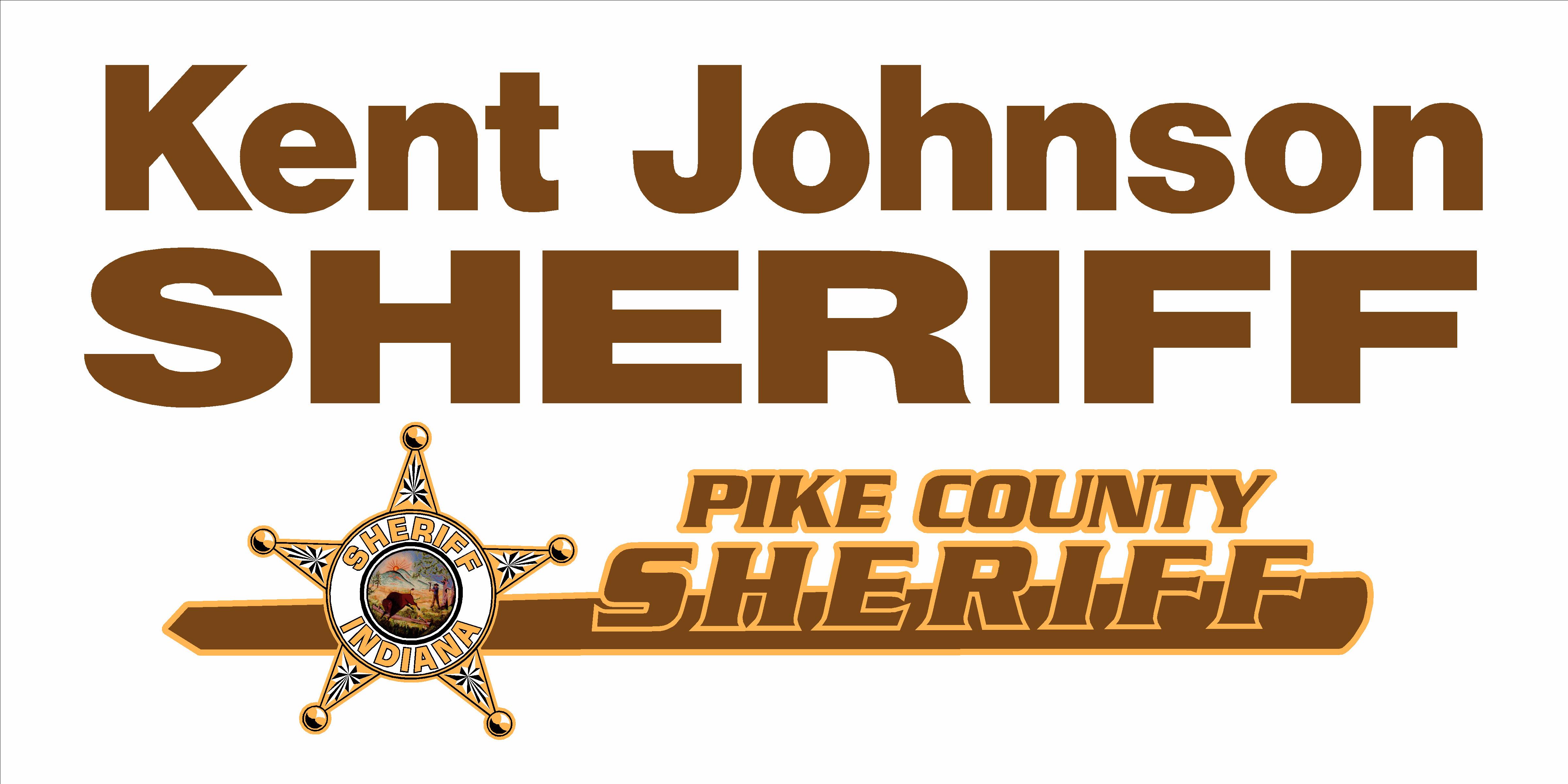 Kent Johnson Pike Sheriff