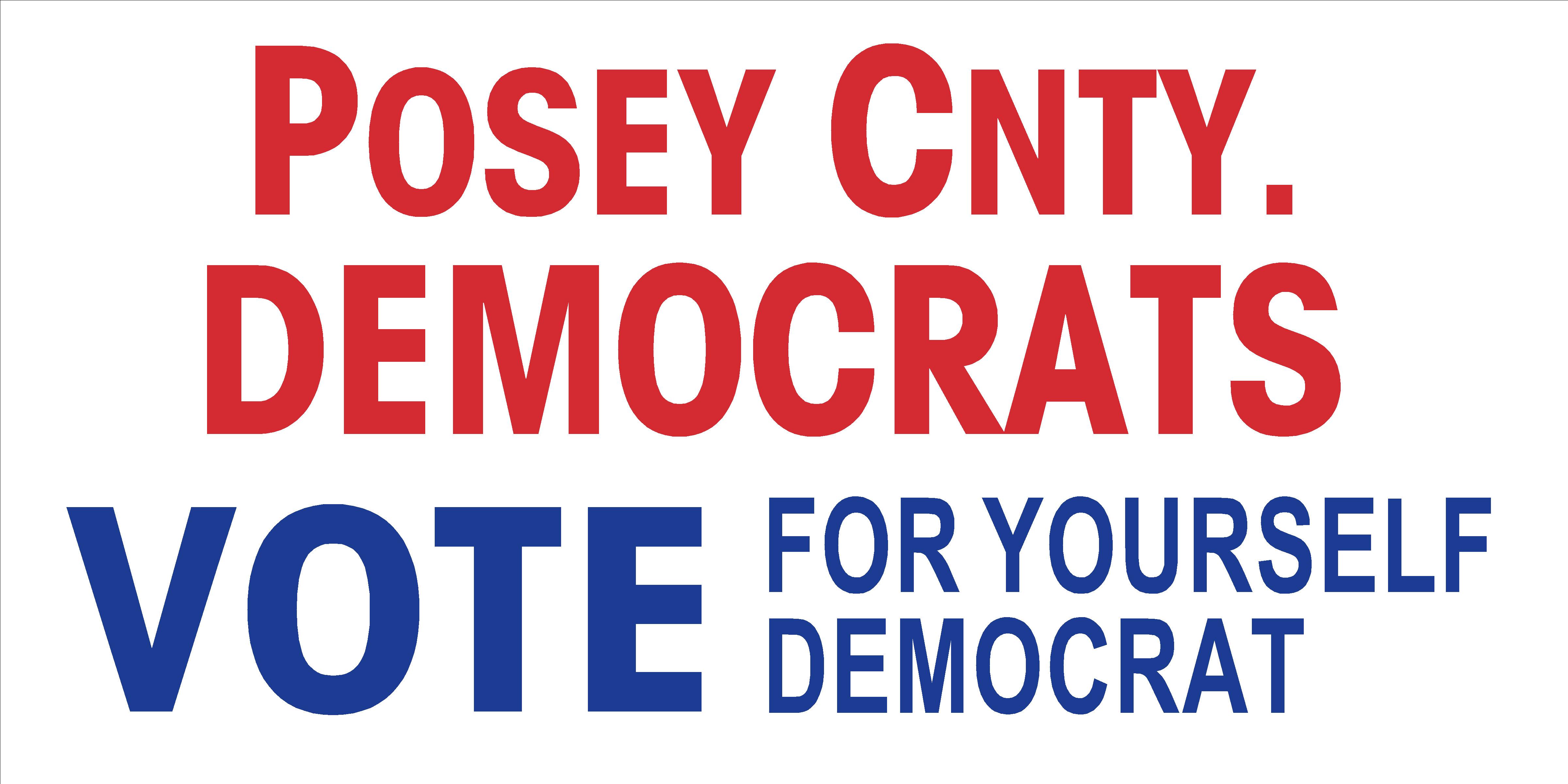 Posey County Democratic Committee
