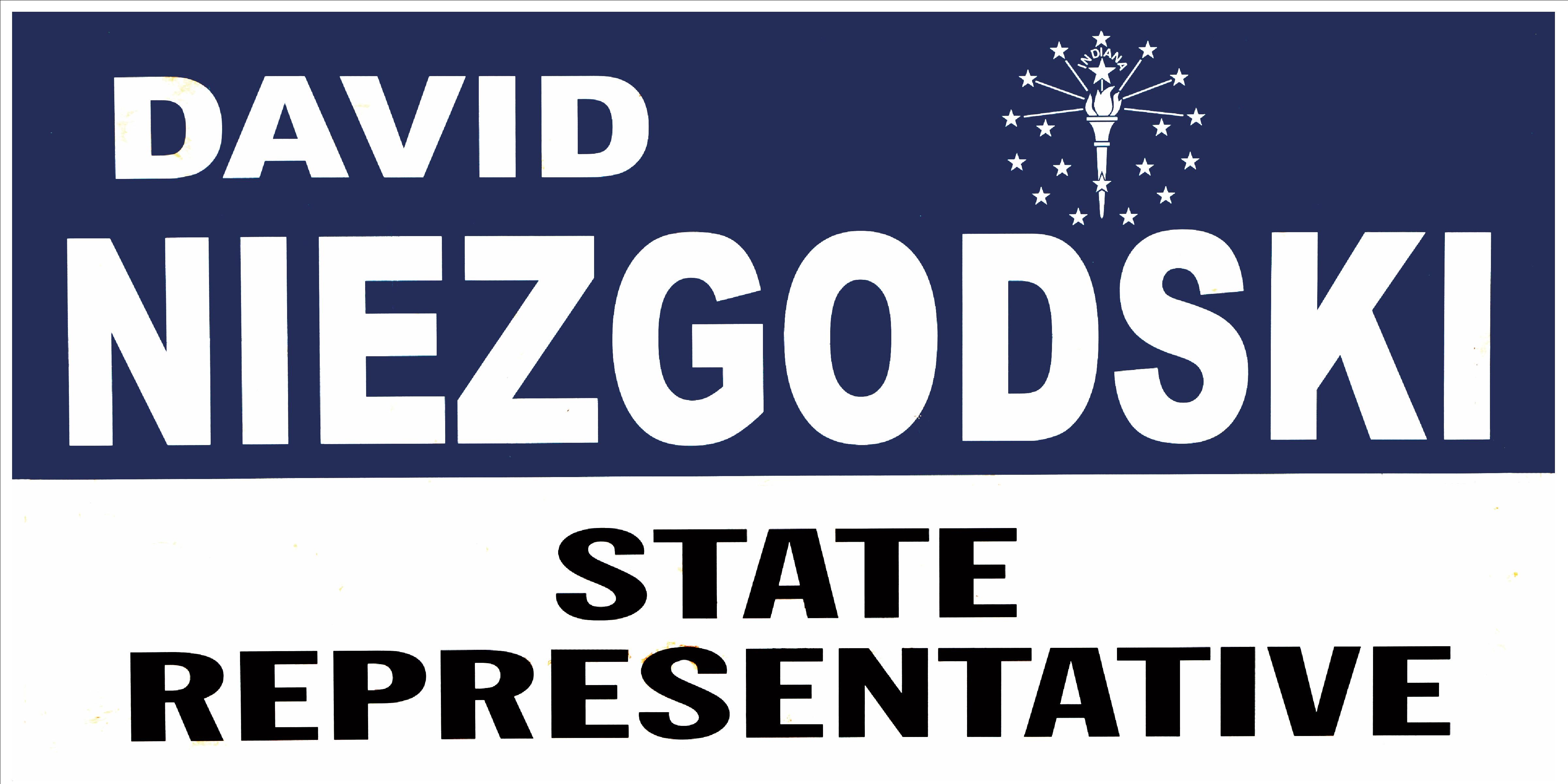Senator Dave Niegodski