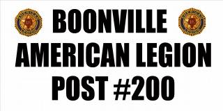 Boonville American Legion # 200