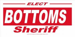 Tim Bottoms Gibson Sheriff