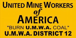 UMWA District 12