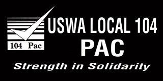 USW #104 PAC