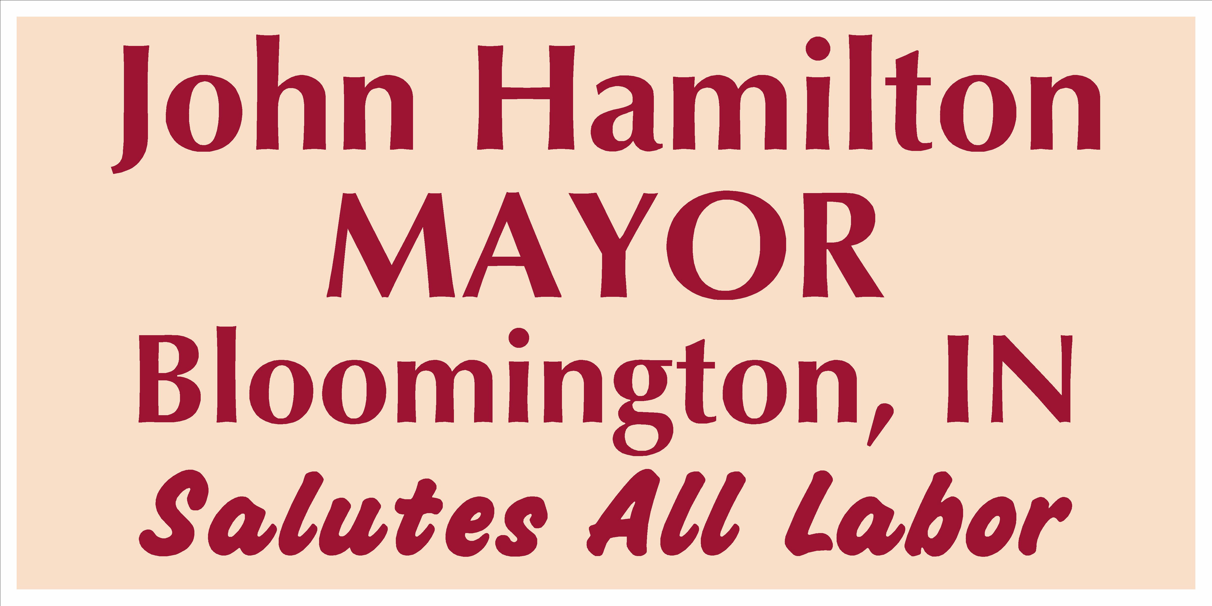 Mayor-Hamilton