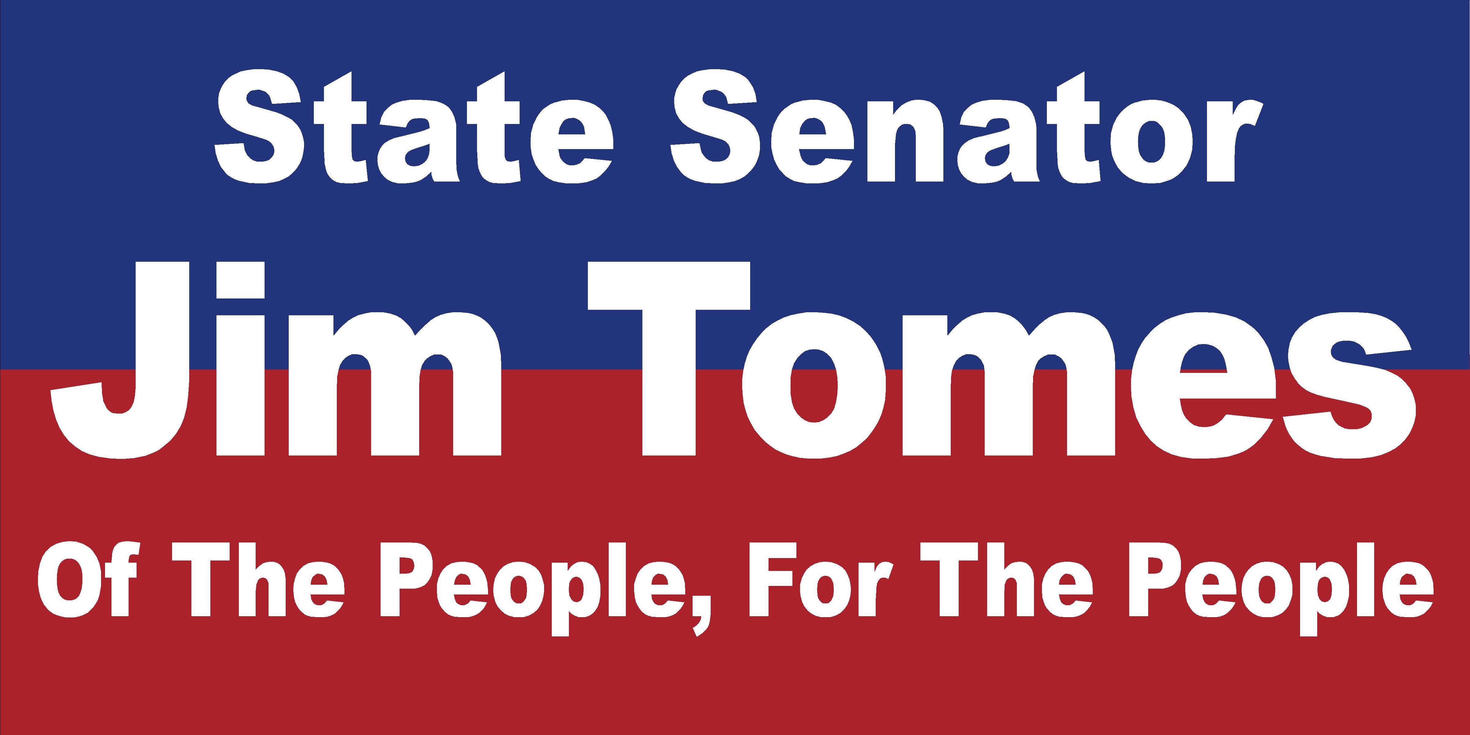 Senator-JimTomes