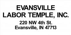 Evansville-Labor-Temple